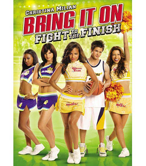 bring it on fight to the finish dvd cover