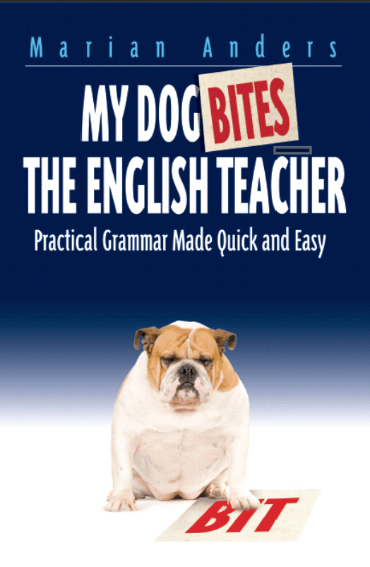 my dog bites the english teacher book cover