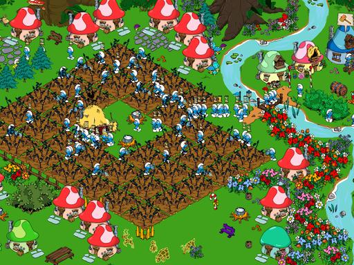 Smurfs Village Photo