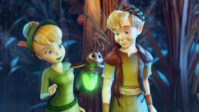 tinker bell lost treasure pic