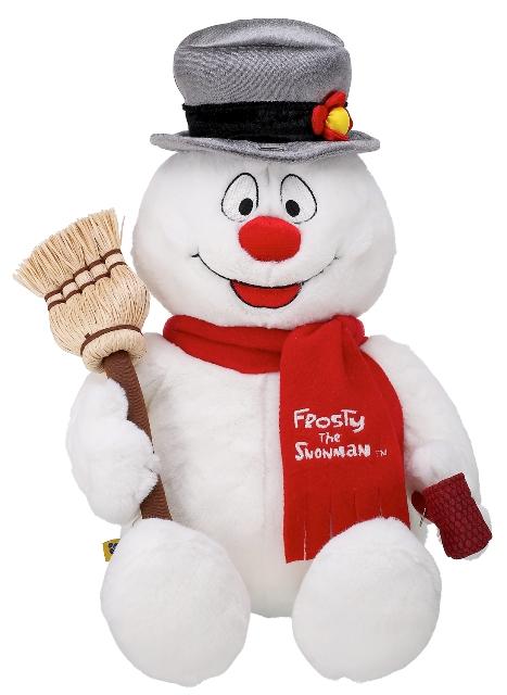 build a bear Frosty snowman