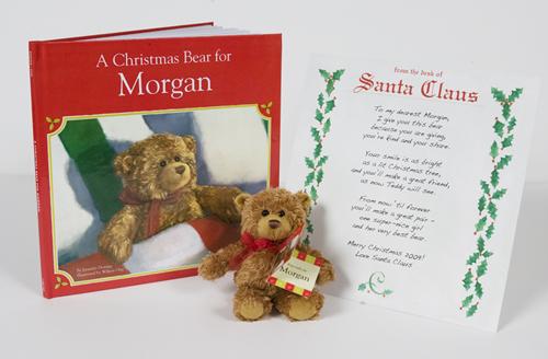i see me a christmas bear for me
