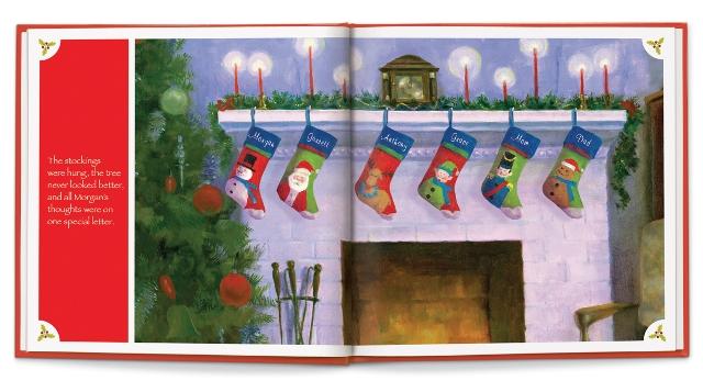 i see me a christmas bear for me stockings