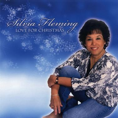 silvia fleming love for christmas cd cover