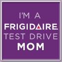 fridgidaire test drive mom badge