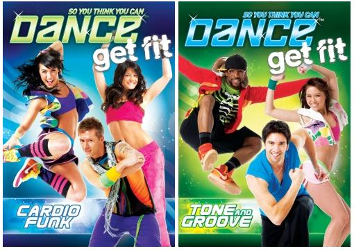 so you think you can dance get fit dvd covers