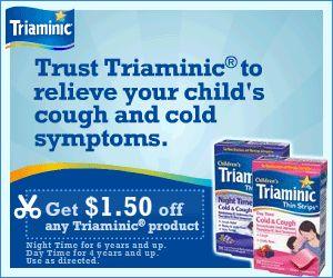 triaminic coupon