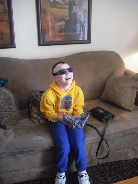 cj real kids shades 1