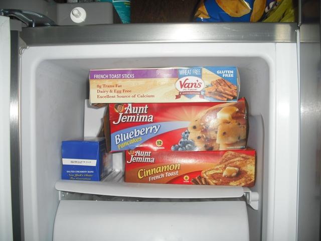 fridge freezer full 1