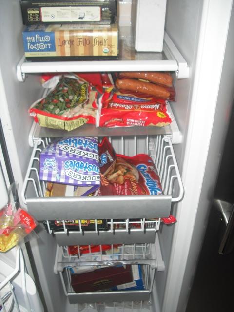 fridge freezer full 2