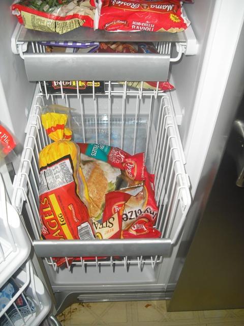 fridge freezer full 3