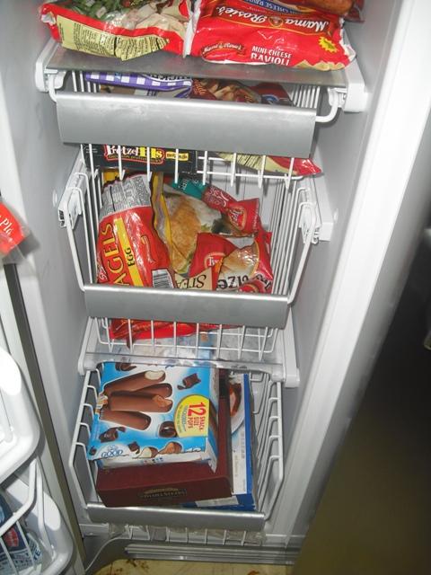 fridge freezer full 4