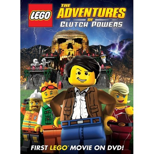lego adventures of clutch powers dvd cover