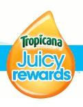 tropicana juicy rewards logo