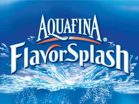 aquafina flavorsplash logo