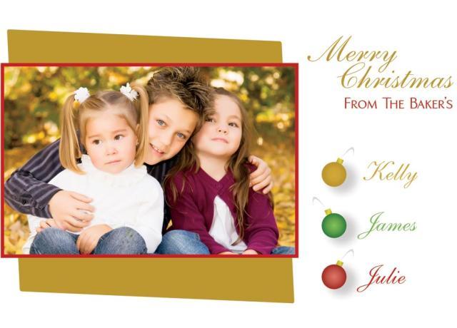 cardsdirect christmas card