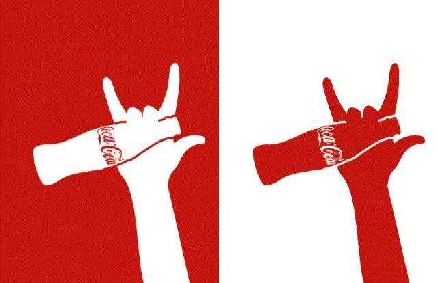 coca cola rock on