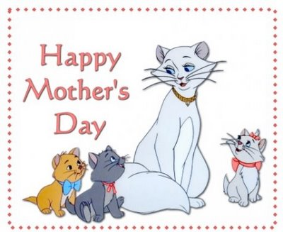 happy mothers day aristocats