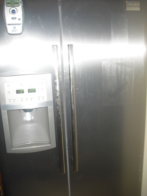 frigidaire cleaning 1