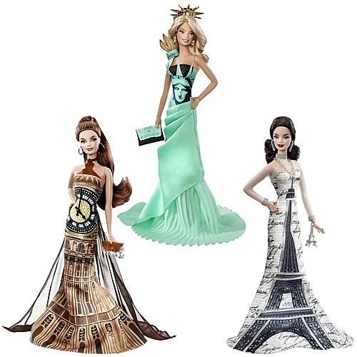 barbie landmark dolls