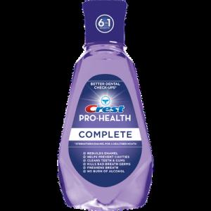 Crest Pro Health Complete Bottle