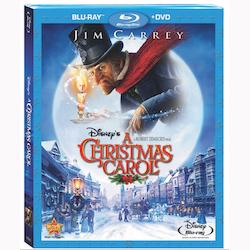 Disneys A Christmas Carol Cover