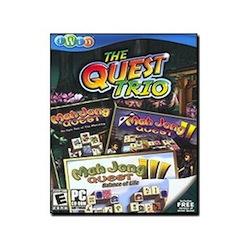 MumboJumbo Quest Trio Games Cd Cover