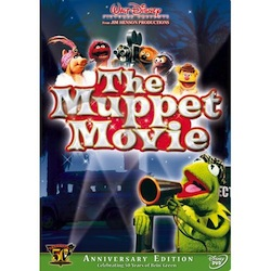 Muppet Movie 50th DVD Cover