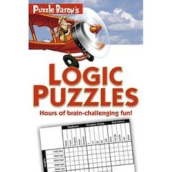 Puzzle Barons Logic Puzzles Button