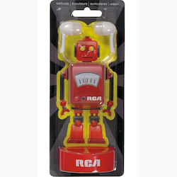 Rca Robot Earbuds