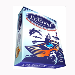 Rowboat card game