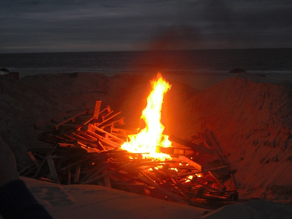 Watchfire Burning