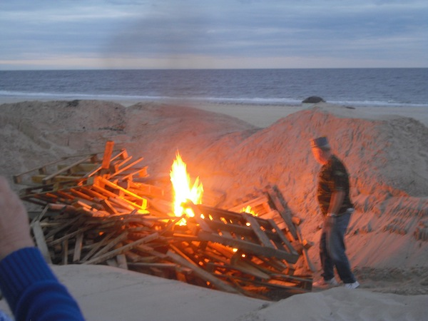 Watchfire Starting Fire