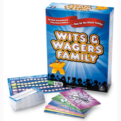Wits & Wagers Family Box