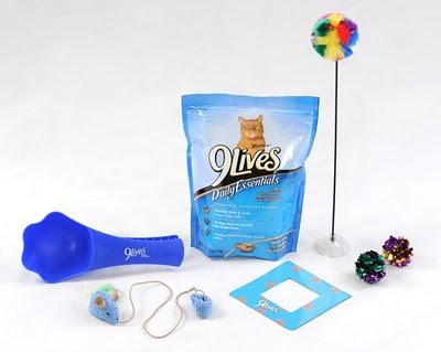 9Lives Prize Pack