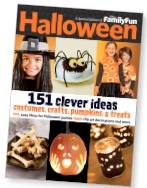 Disney Familyfun Halloween 2010 Magazine