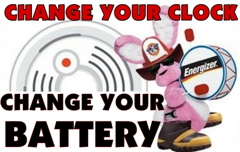 Energizer Change Your Clock Change Your Battery