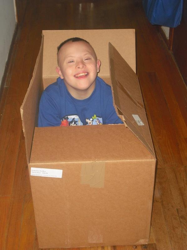Cj In Box