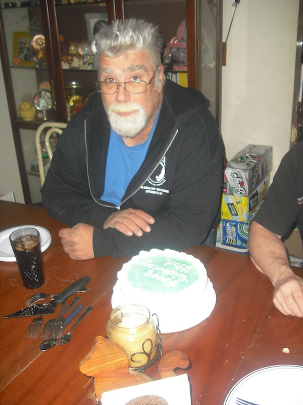 Dad 2010 Birthday Cake