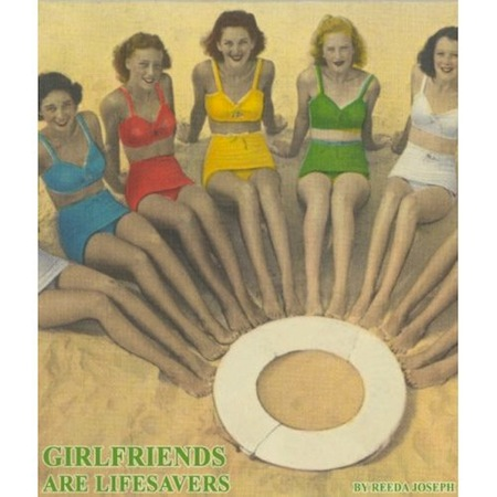 Girlfriends Are Lifesavers Cover