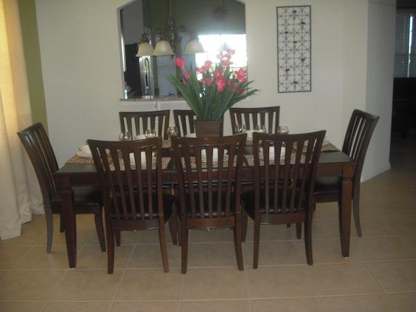 Global Resorts Dining Room
