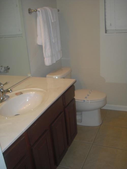 Global Resorts Downstairs Bath