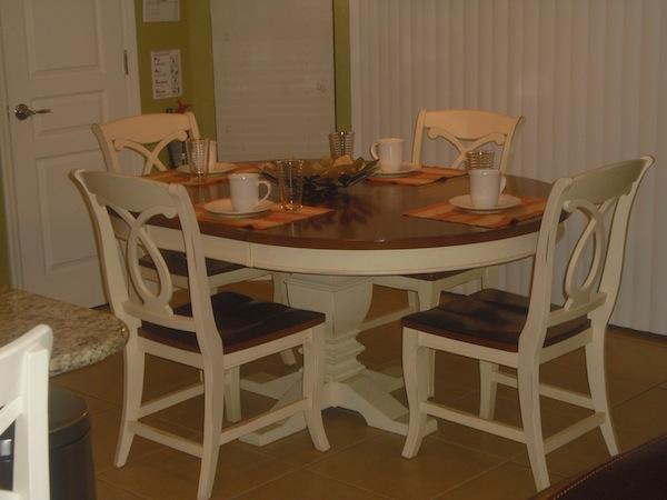 Global Resorts Kitchen Table