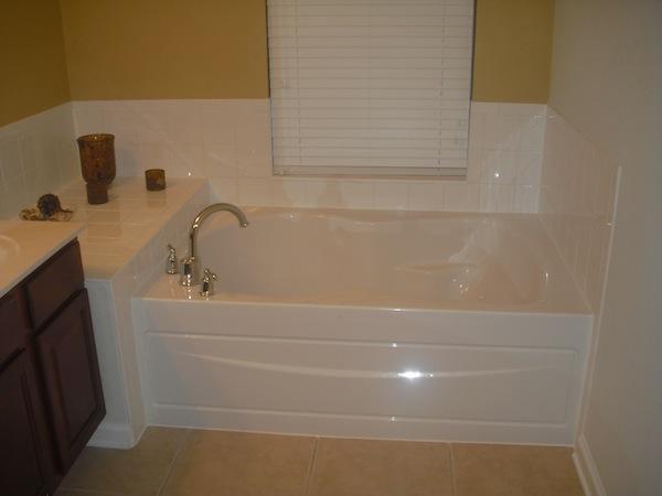 Global Resorts Master Bath Tub
