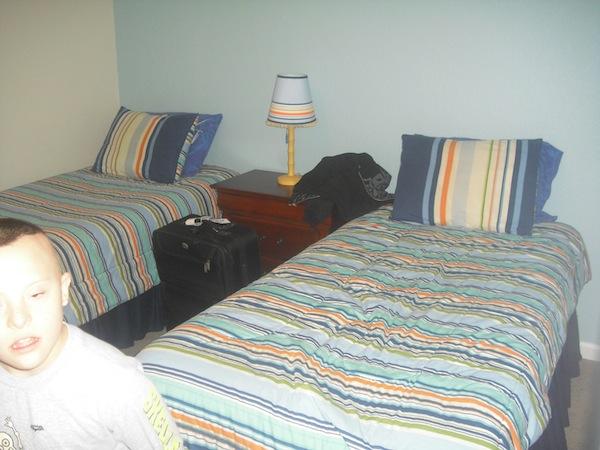 Global Resorts Upstairs Bedroom 1