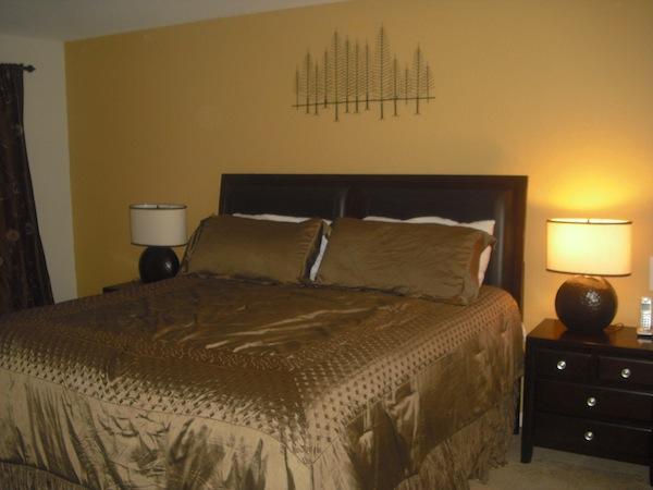 Global Resorts Upstairs Master Bedroom