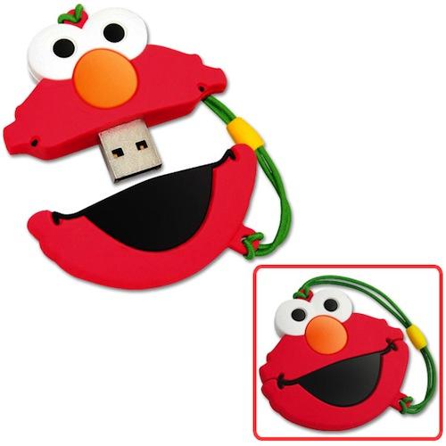 Sesame Street Video Usb Elmo