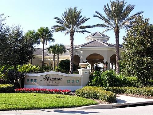 Global Resorts Windsor Hills Sign