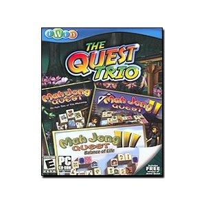 Mumbo Jumbo Quest Trio Games Cd Cover
