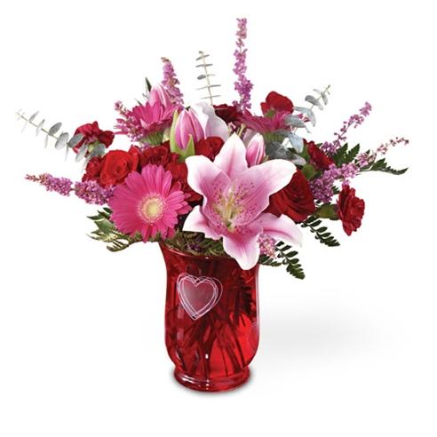 Bloom Avenue Youre In My Heart Bouquet
